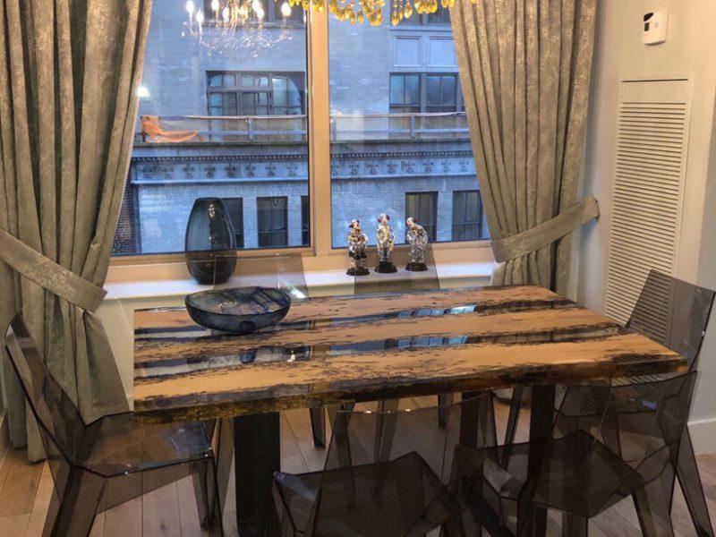 Apartament na Manhattanie